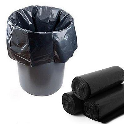 Túi đựng rác màu đen